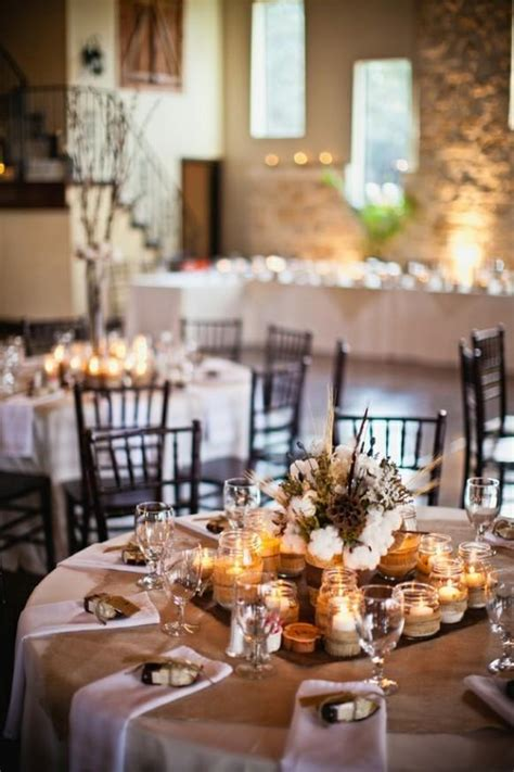 Rustic Wedding Table Decorations Ideas by Rustic Wedding Rustic Wedding Reception Decor 797367