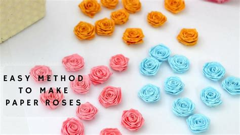 c tutorial in tamil quilling how to make paper roses paper quilling tutorial