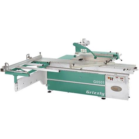 14 inch table saw for sale g0501 14 quot sliding table saw grizzly industrial ebay