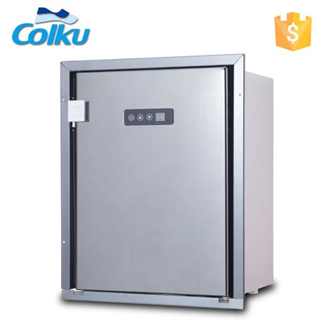 Freezer Walls commercial fridge 50l half freezer half refrigerator wall mounted refrigerator in boat buy