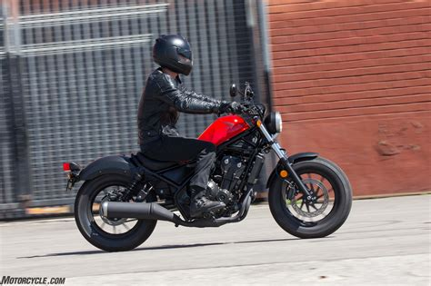 honda rebel 2017 honda rebel 500 review first ride