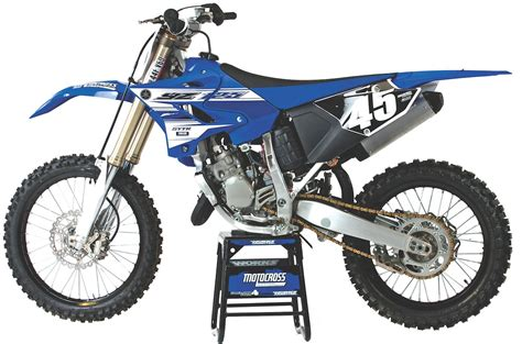 motocross in action image gallery yamaha yz 125