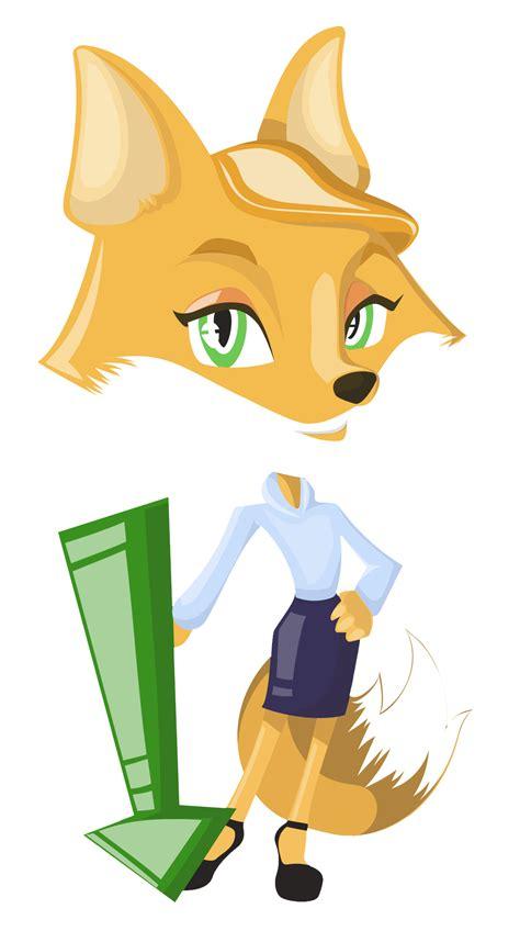 fox victor png transparent image   transparent