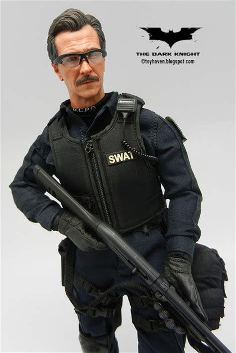 Tshirtkaosbaju Swat Gotham City toyhaven review ii toys exclusive quot the quot 1 6 lt jim gordon s w a t suit 12