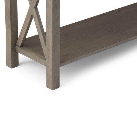 sofa table walmart canada waterloo console sofa table walmart canada