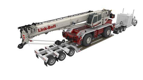 link belt prefered link belt 75rt combines technology and simplicity link