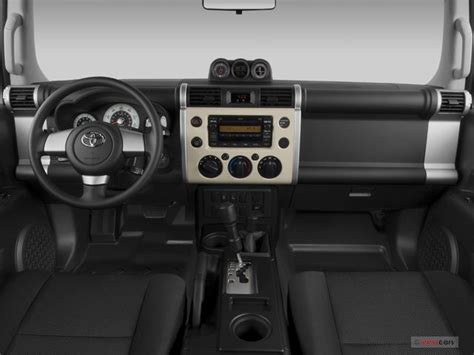 2008 Fj Cruiser Interior by 2008 Toyota Fj Cruiser Prices Reviews And Pictures U S News World Report