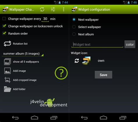wallpaper android changer change android background automatically with wallpaper