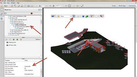 home design 3d export to pdf how to export revit models to 3d pdf using simlab s 3d pdf