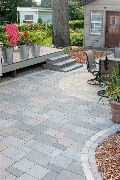Patio Stones And Pavers Willow Creek Pavers Patio Town