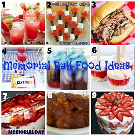 day cooking ideas memorial day food ideas 4th of july memorial day
