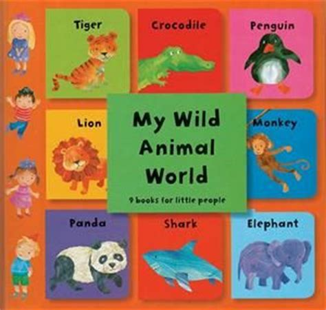 Animals Chunky Board Books Set 9 In 1 Steps pin by fit family habits on amazing children s books i sell pintere