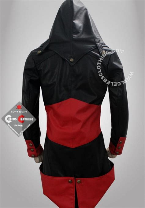 assassins creed connor kenway jacket