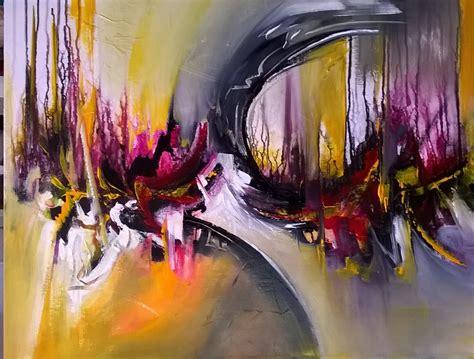 cuadro abstracto pintura abstracta en acrilico www pixshark com images