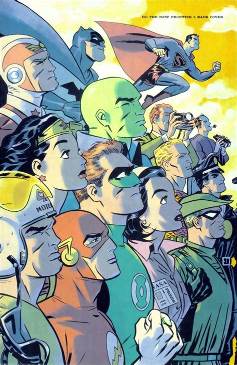 dc the new frontier remembering darwyn cooke iconic artist and writer was 53