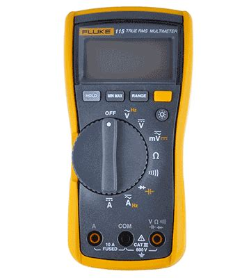 Multitester Fluke 189 fluke 115 eur fluke 115 digital multimeter 10a ac 600v