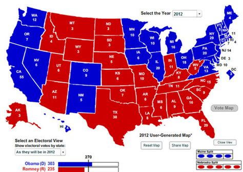 Us Delegates By State Two Interesting Maps Of The Usa Bob Rogers