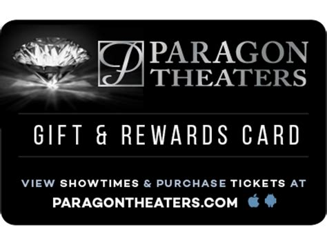 Donate Remaining Balance Of Gift Cards - paragon theaters gift cards