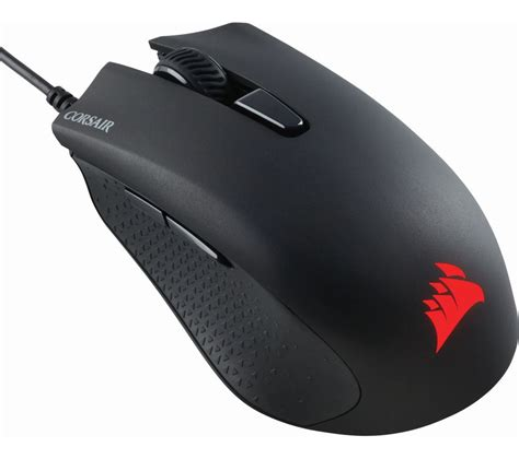Mouse Gaming Corsair corsair harpoon rgb optical gaming mouse deals pc world