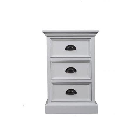 chevet 3 tiroirs table de chevet en bois 3 tiroirs malmo achat vente