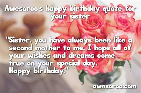 happy birthday sister status quotes wishes apr