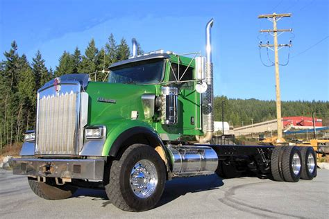 2012 kenworth w900 for sale 2012 kenworth w900 day cab truck for sale 386 000