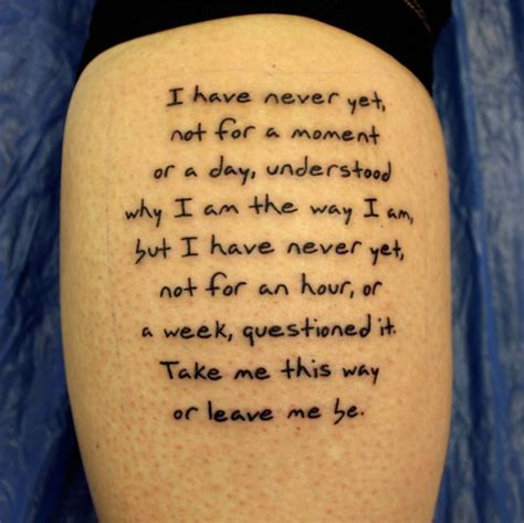 handwritten tattoos 40 awesome text word designs tattooblend