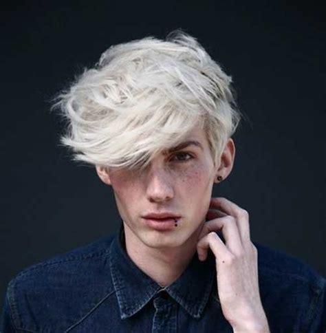hairstyles white hair 25 wavy hairstyles men mens hairstyles 2018