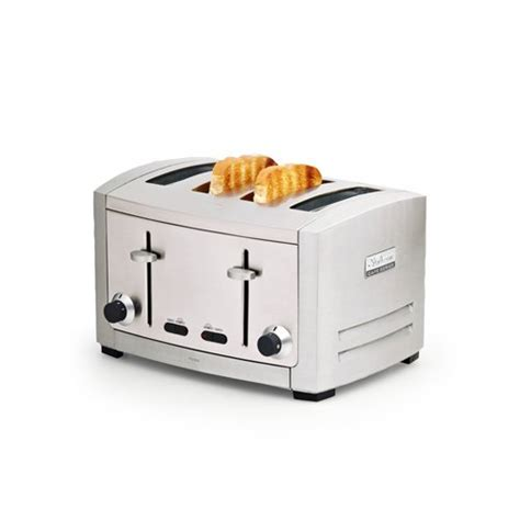 Toasters In The Sale Sunbeam Cafe Series 4 Slice Toaster On Sale Now