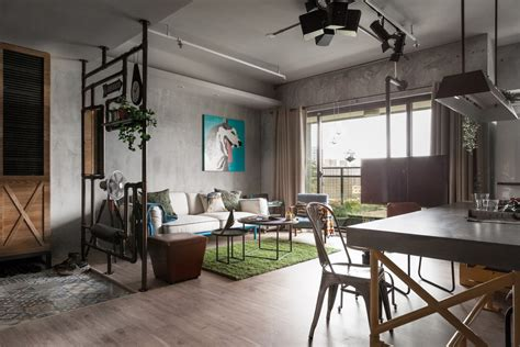 Modern Home Interior Design 2014 Playful Approach To Modern Living In Taiwan The Family Playground By House Design2014 Interior