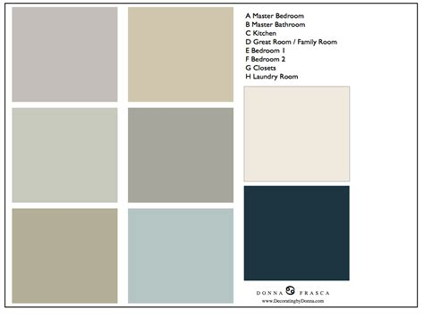 Colors That Goes With Grey | what colors go with gray decorating by donna color expert