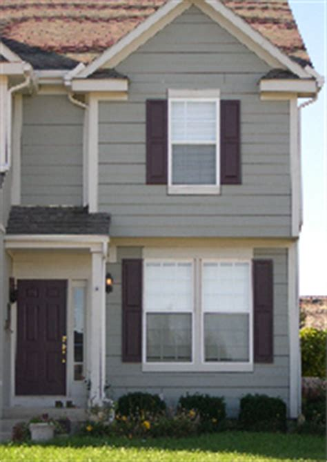 exterior shutters exterior house color shutter