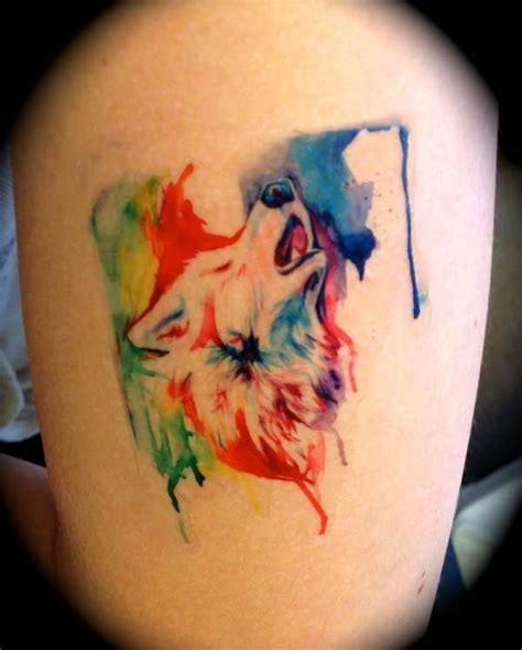 wolf tattoo meaning yahoo 15 best wolf tattoo images on pinterest wolf tattoos