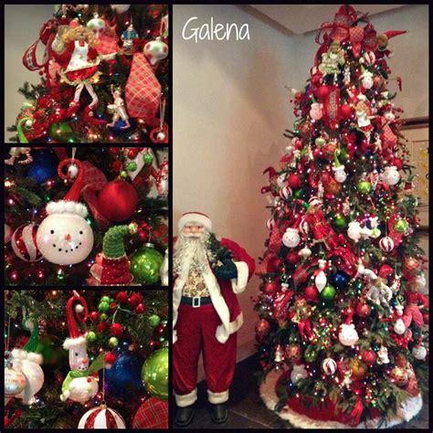 ideas para decorar el 225 rbol de navidad galena