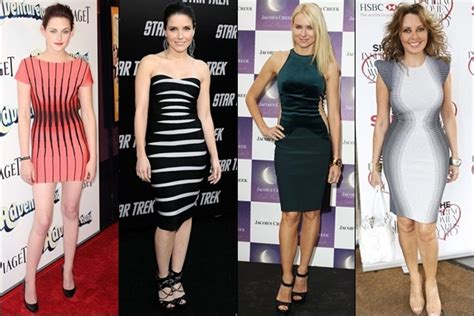 what pattern makes you look thinner fashion tricks to make you look slimmer at the party