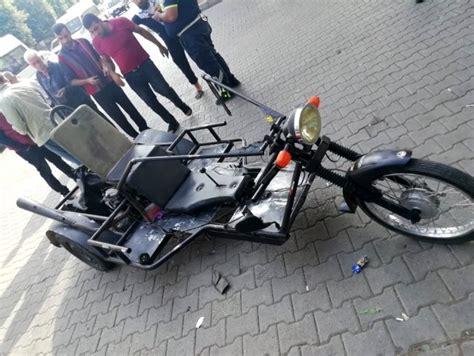 toplama motosiklet trafikten men edildi son dakika