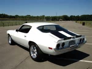 slick 1970 chevy camaro z28 4 speed tribute gm 70 71