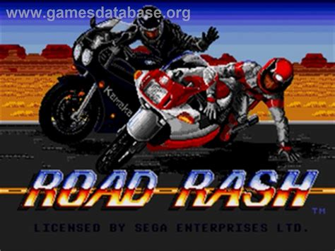 road rash 2 sega genesis road rash sega genesis database