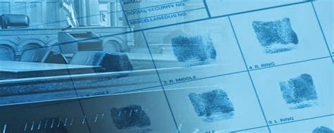 Fbi Background Check Fingerprint Card Live Scan Fingerprinting Throughout Illinois