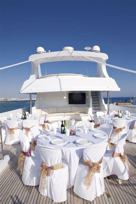 yacht weddings 240 best glamorous yachting images on pinterest luxury