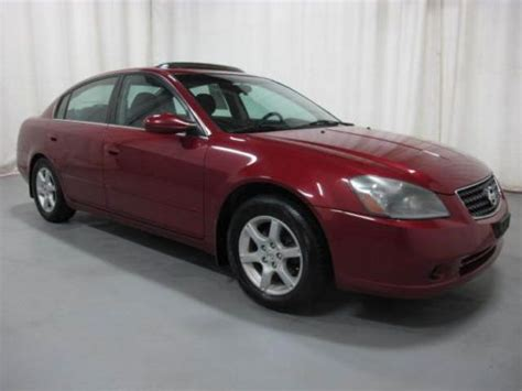2005 nissan altima 2 5 type find used 2005 nissan altima 2 5 alloys sunroof clean 1