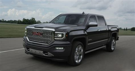 2016 denali hd 2016 gmc 1500 changes and updates gm authority