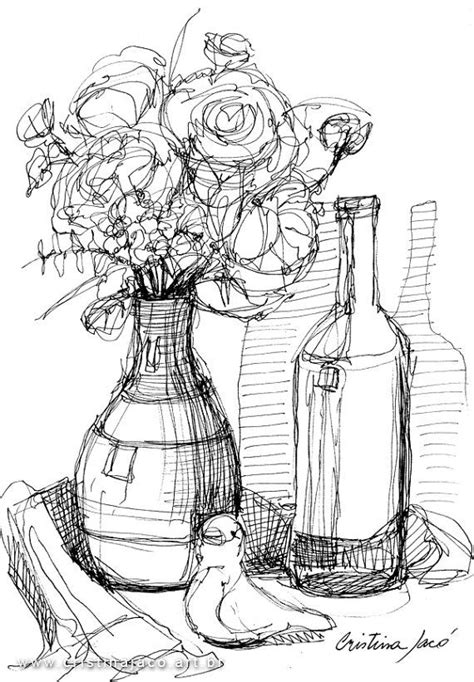 Sketches In Stillness by Expressive Drawing Ideas Www Pixshark Images