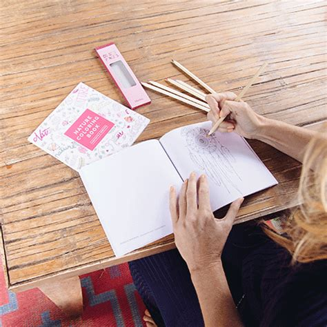 Things Coloring Book Illustrate And Meditate