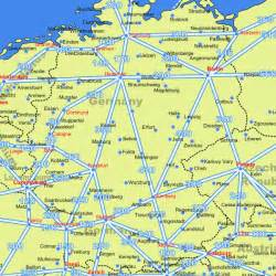 Road Map Of Germany by Pics Photos Map Germany Cities
