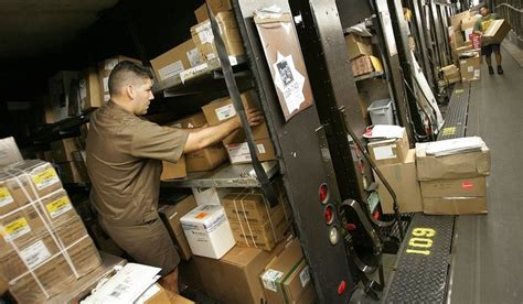 Feeder Driver Ups Salary small package archive 187 teamsters local 769