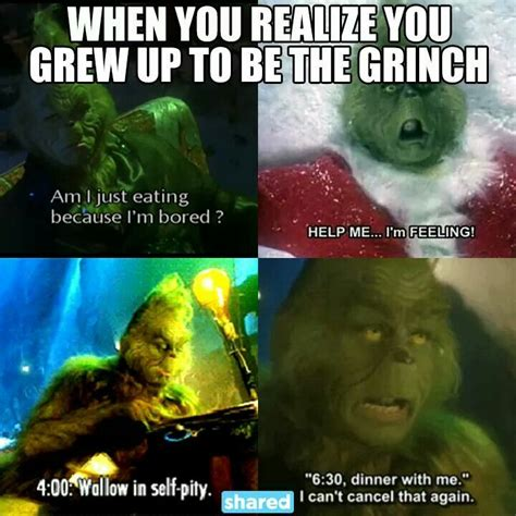 Funny Grinch Memes - 25 best the grinch quotes on pinterest the grinch movie