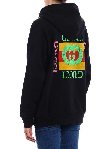 Hoodie Zipper Enemy Gg tiger patch hoodie by gucci sweatshirts sweaters ikrix