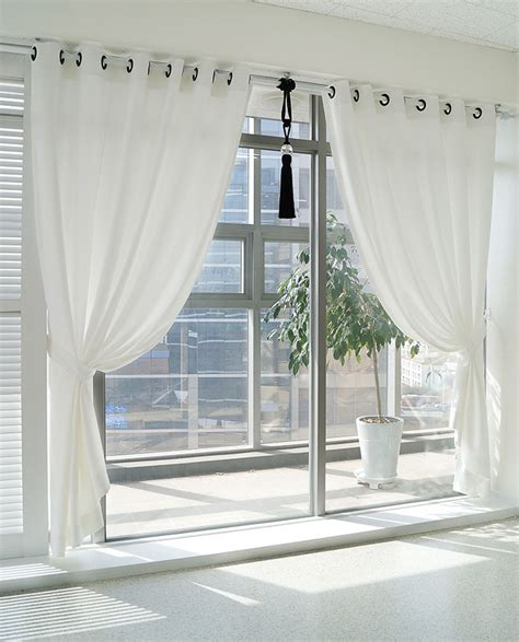 white curtain blackout cloth dj blackout curtains korean princess polyester thicken