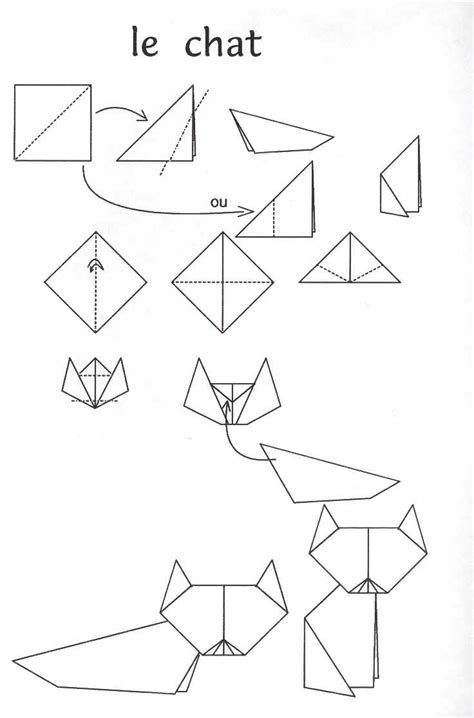 Origami Grande Section Et Cp